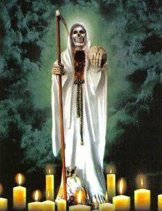 Este ritual es para atraer a una ser querido o una persona que amamos, para que esta venga y no se valla nunca.  Materiales Necesarios: – 1 Figuro/Bulto de color blanco preparado de la santísima muerte. – Velas blancas o rosas delgadas. – Canela en polvo – 1 Aguja nueva – Miel de […]