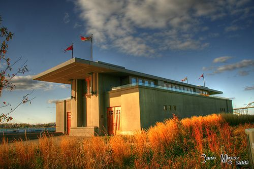 Frank Lloyd Wright  Boathouse HDR: Photos, The Doors, Buffalo Ny, Boathouse Hdr, Frank Lloyd Wright, Wright Boathouse, Niagara Rivers, Lakes Erie, Allowance Photographers