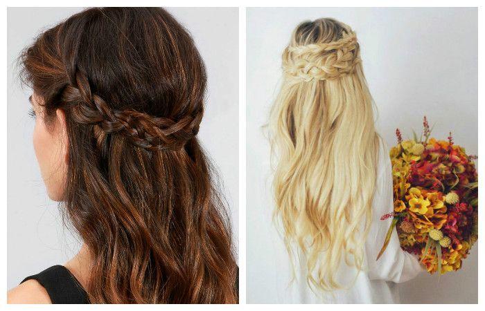 Frizura hosszú haj: választani, és megtanulják, hogy | beautysummary