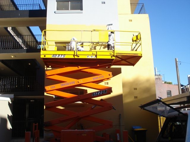 Commercial #Painters Sydney