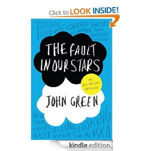 Amazon.com: The Fault in Our Stars eBook: John Green: Books