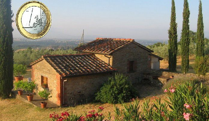 Old houses for Sale in Abruzzo, Italy at 1 Euro | places | Italy