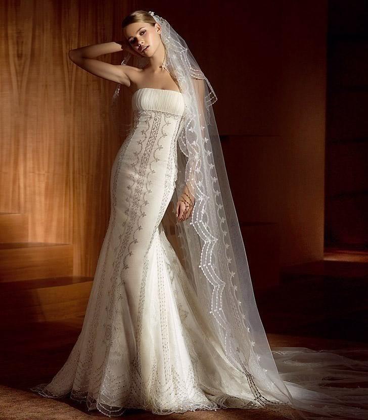 San Patrick Bridal Collection - At: http://fresno-weddings.blogspot.com/2011/09/bridal-and-wedding-fashions-with-flair.html