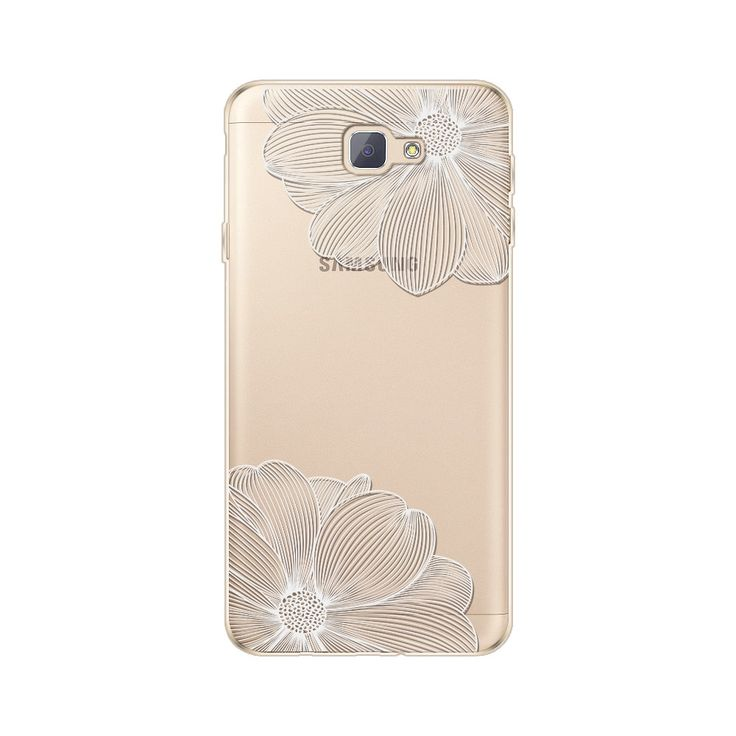 Mandala Pattern Soft Plastic Case For Samsung Galaxy J7 Prime Case On7 2016 Butterfly Girl Silicon Coque Transparent TPU Cover - Only for the j7 v