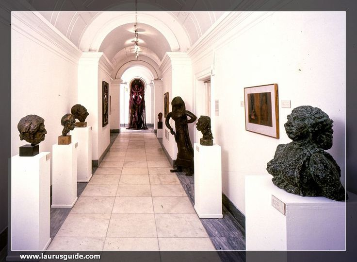 The National Gallery of Modern Art (NGMA) is the premier art gallery under Ministry of Culture, Government of India. Its collection of more than 14,000 works includes works by artists such as Thomas Daniell, Raja Ravi Verma, Abanindranath Tagore, Rabindranath Tagore, Gaganendranath Tagore, Nandalal Bose, Jamini Roy, Amrita Sher-Gil as well as foreign artists, apart from sculptures by various artists. Some of the oldest works preserved here date back to 1857.
