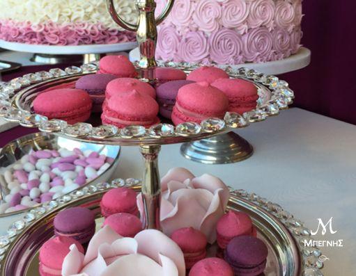 Μοναδικές γλυκές δημιουργίες σε ζεστές λιλά, ροζ & μοβ αποχρώσεις. Μια πρόταση από τη Μπεγνής για φθινοπωρινές εκδηλώσεις με άποψη και στιλ!