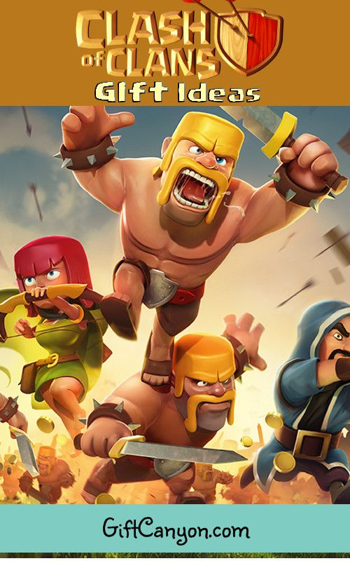 44 best Clash of Clans Gift Ideas images on Pinterest   Clash ...