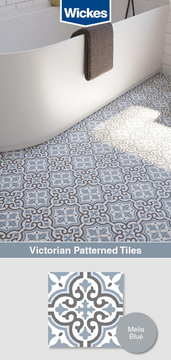 Wickes Co Uk In 2020 Victorian Tiles Bathroom Colorful Bathroom