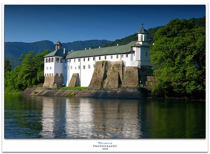 Cozia monastery, Oltenia