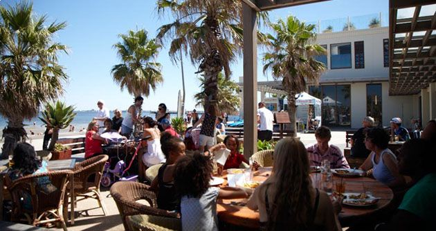 Republica St Kilda Sea Baths   Beach Bar St Kilda
