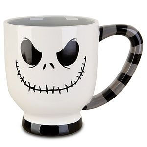 Jack Skellington Large Coffee Mug - Nightmare Before Christmas What do you think? @Victoria Snowden