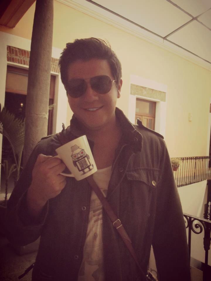 Para el frío del cuerpo café, para el frío de mi alma tu amor.