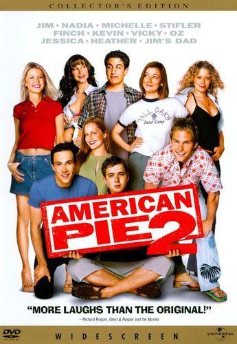 American Pie 2 [With Movie Cash] [DVD] [2001]