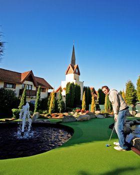 Putt It Mini Golf - Grindelwald