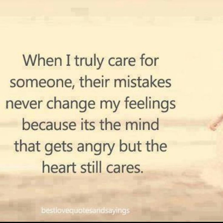 I Care About You Quotes: I'll Always Care About You And Love You.