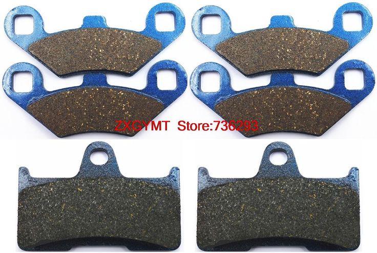 16.41$  Watch here - http://ali6lt.shopchina.info/go.php?t=32789866021 - Atv / Utv Semi-met Brake Shoe Pads fit CF MOTO CF800 CF 800 Terralander 2012 & up 16.41$ #aliexpress