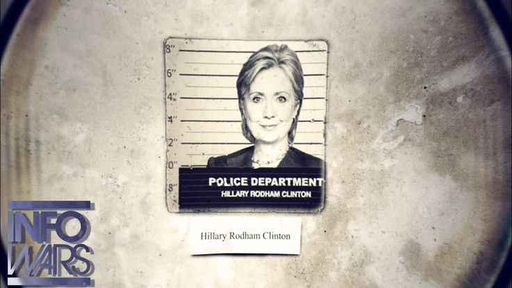 From President To Prison: WikiLeaks Data Dump Might Send Hillary To Jail