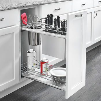 Page 2 - Cookware Organizers - Pot & Pan Organizers & Bakeware Organizers for Kitchen Cabinets at Cabinet Accessories Unlimited