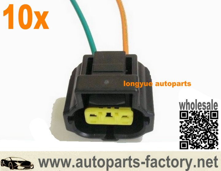 long yue Alternator Repair Harness Pigtail For Ford F250 F350 Powerstroke 6.0L 7.3L