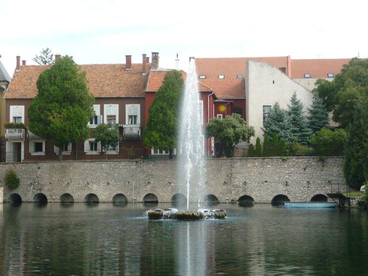 Tapolca itt: Veszprém megye