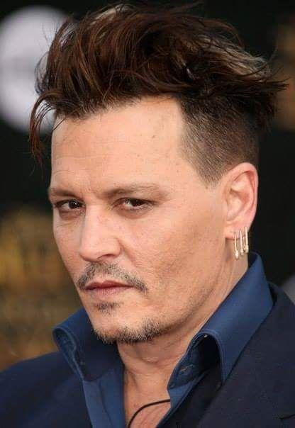 Johnny Depp #thatlook