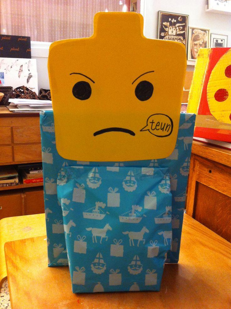 Sint surprise Lego...