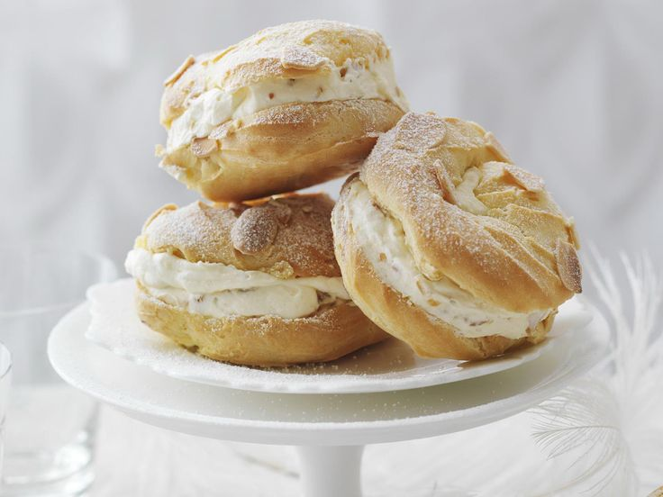 Paris brest, almond recipe, brought to you by Australian Women's Weekly