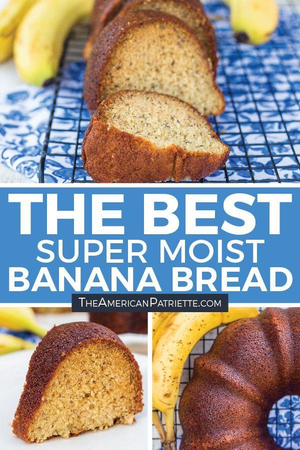 My Favorite Banana Bread Recipe Banana Bread Recipes Best