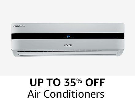 Get upto 35% off on Air Conditioners at Amazon India