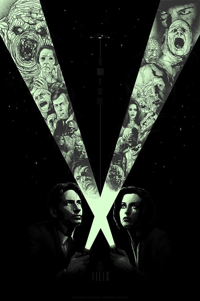 X-Files - Matt Ryan Tobin - ''X'' ----
