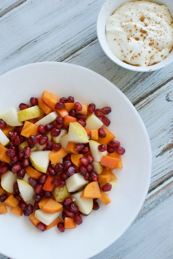 Whenever summer fruits start disappearing from our stores and farmer's market, I feel a little sad. And then I remember the fall fruits I love so much. Crisp apples. Juicy pears. Sweet persimmons. Crunchy pomegranate seeds. Fruit-wise, fall is definitely my favorite season. Over the last few weeks, I think I've made this fruit salad nearly …