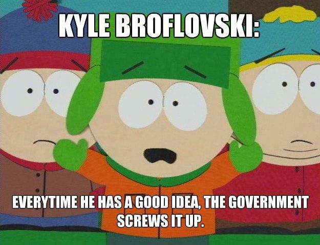 south park cool facts | South Parks Kyle Broflovski Was Going To Be Killed Off - UNREAL FACTS
