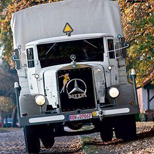 Kantet karakter: L 6500 fra 1935 - RoadStars