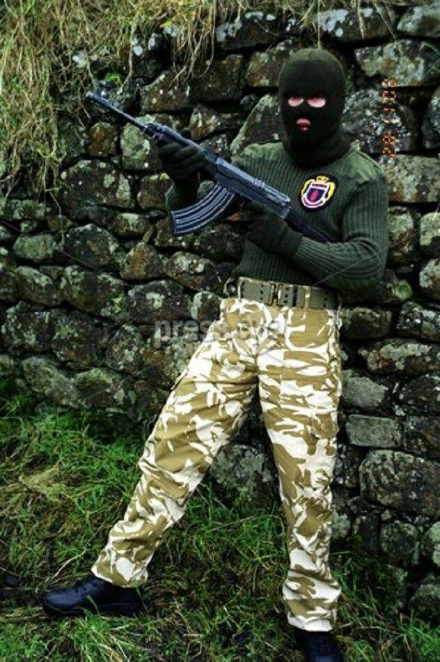 ULSTER FREEDOM FIGHTERS Lone gunmen