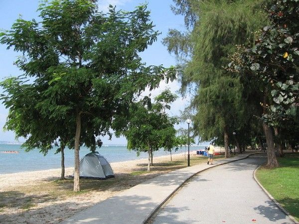 Changi Beach served as a popular killing ground for the Japanese during the Sook Ching massacre of The Second World War. Thousands of Chinese were tortured and killed here. Strange crying and screaming are reported by people. The heads of the Chinese dead bodies are sometimes seen flying everywhere and headless bodies walk around the beach. The scariest thing is that the ghosts leave blood stains. During nights people observe dug holes that appear as if they were used for burying bodies.