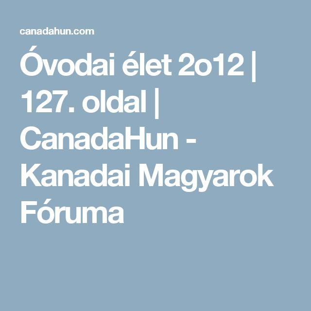 Óvodai élet 2o12   127. oldal   CanadaHun - Kanadai Magyarok Fóruma