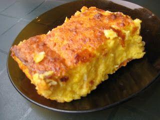 Hola amig@s taringuer@s Se acercan las navidades y quería compartir con Uds. unas recetas de dos platos bien típicos de mi país, Paraguay, la sopa paraguaya y el chipa guazú! Les dejo la receta para que prueben hacerla y tengan unas comidas nuevas...