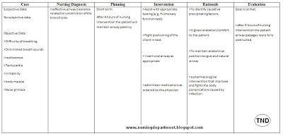 Asthma Ineffective Breathing Pattern by nurseslabsdocs in ...