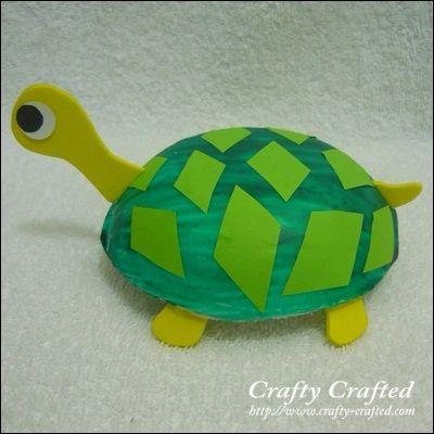Polystyrene Tortoise