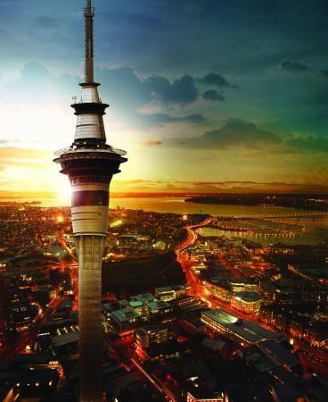 スカイタワー(オークランド中部) ⇒⇒⇒スカイタワーはオークランド中部で6位(220件中)の観光名所です。