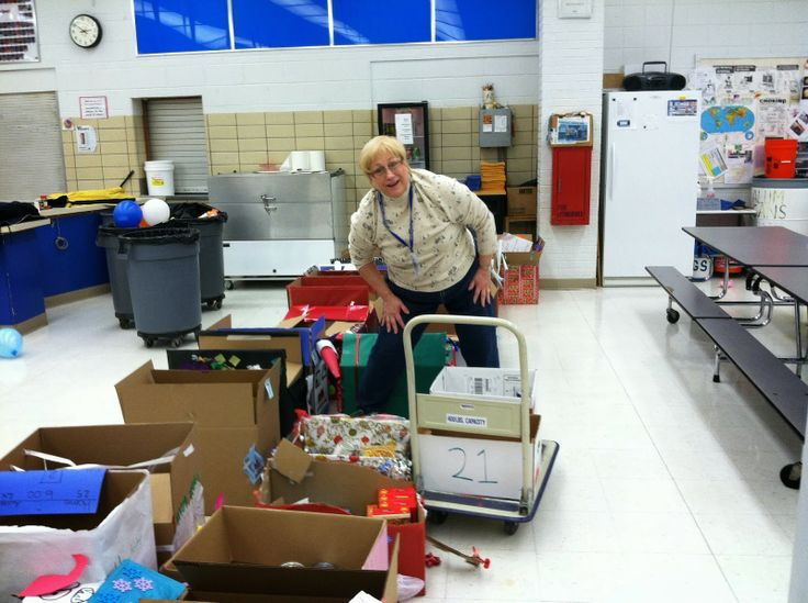 Burlington Food Bank Volunteer