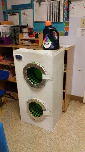 Washing and Drying Machine