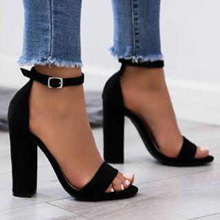 Summer 2019 Heels Shoes Footwear