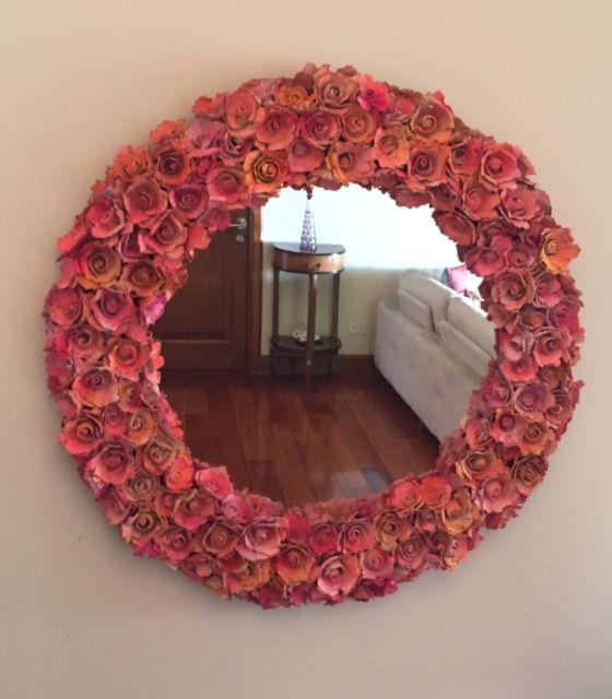 espejos reciclados recycled mirrors