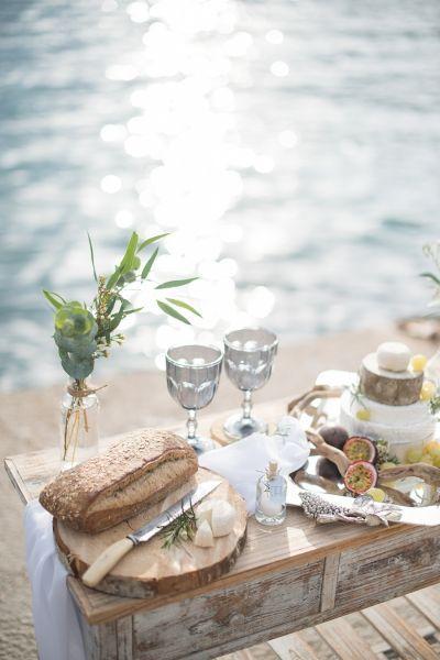 Le chic de la French Riviera avec cette inspiration mariage entre terre et mer Image: 1