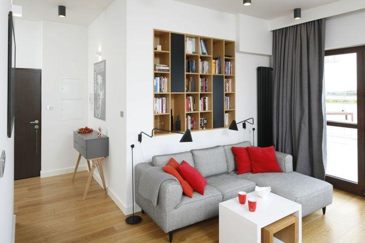 Mały salon - 15 pomysłów od architektów  - zdjęcie numer 8