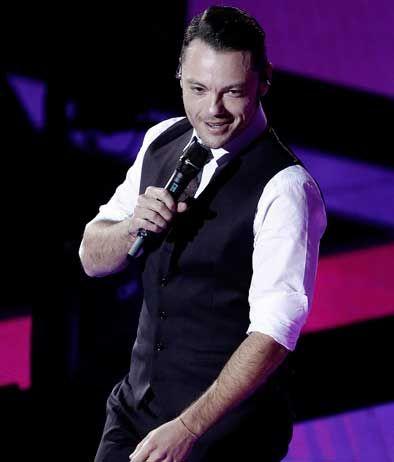Tiziano Ferro - X Factor