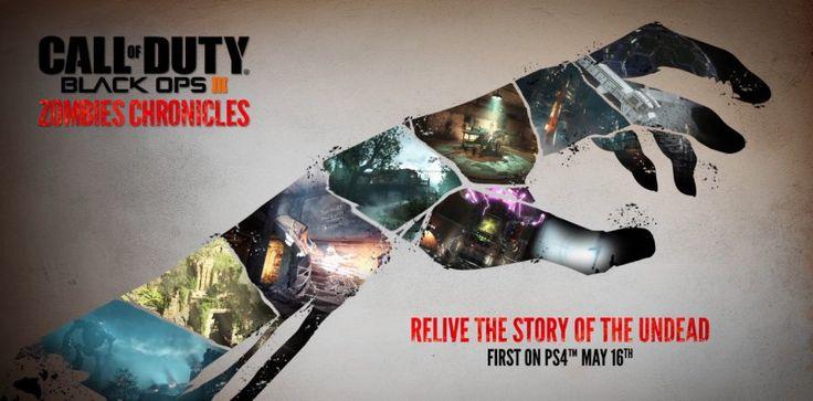 تفاصيل إضافة Black Ops 3: Zombies Chronicles تتوفر مقابل 30 دولارا
