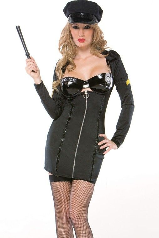 Hot Military Instructor Costume
