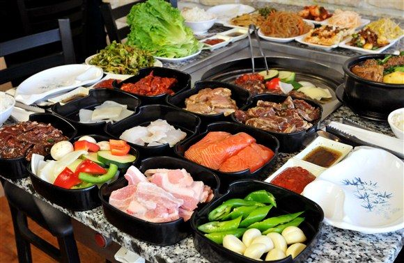 OMG 95 Korean BBQ Food Photos that will make you MELT!